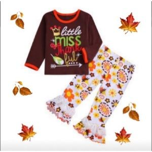 """Other - GIRL """"LITTLE MISS THANKFUL"""" OUTFIT"""
